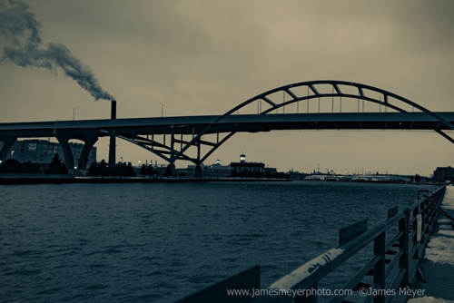 Hoan Bridge