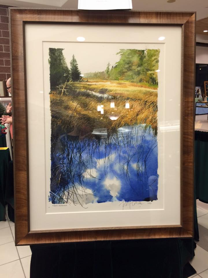 """""""Ridges Reflected"""" by Tom Kubala for the Wisconsin Collection"""