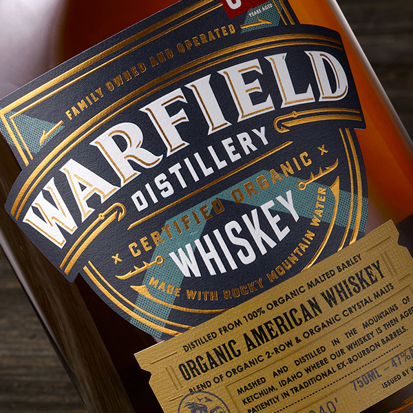 WARFIELD DISTILLERY
