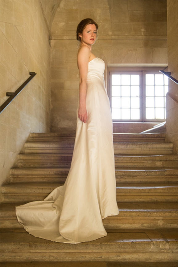 Robe IVANA (Crédit photo: Tiphaine Lemoine)
