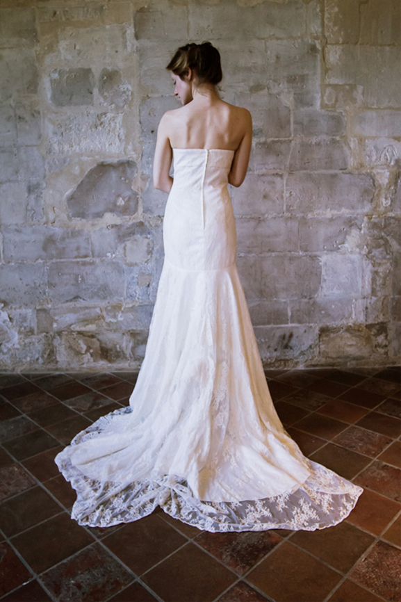 Robe ISABELLE (Crédit photo: Tiphaine Lemoine)