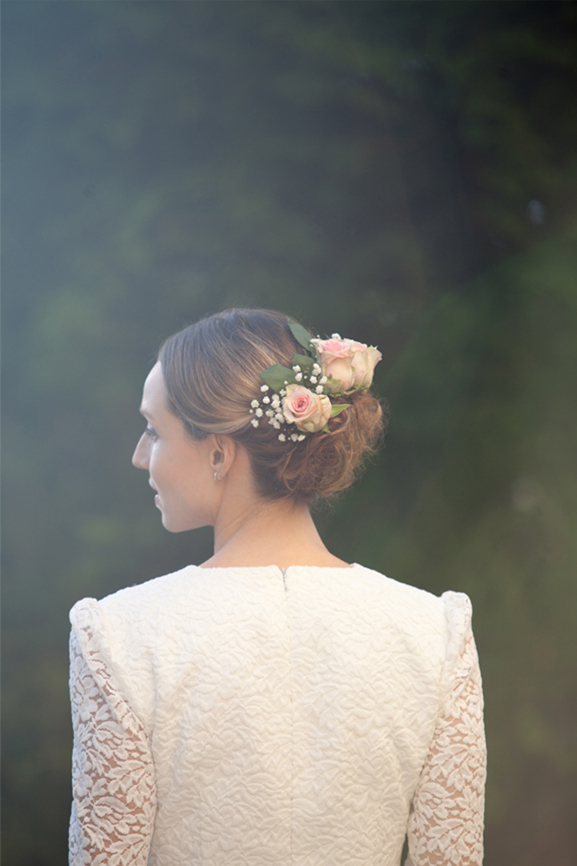 Robe CELINE (Crédit photo: Déborah Atlan)