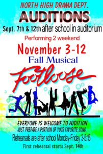 Footloose!