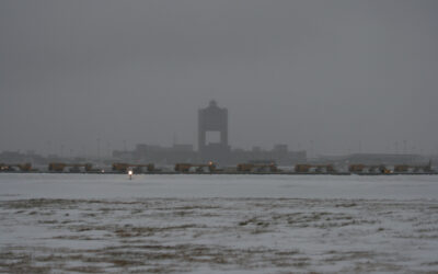 In-Pavement Lights and Winter Operations: Obstacles in the Runway?