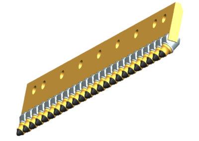 Scarifier Style Blade