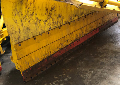 Flexible Carbide Snowplow Blades