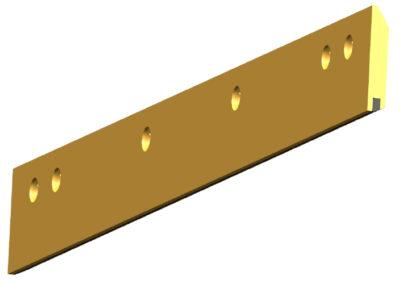 Single Edge Carbide Blade