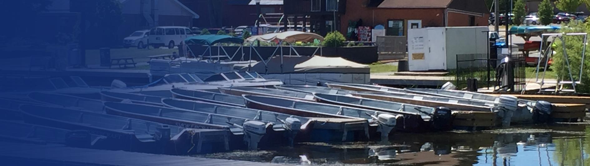 Boat Rentals near Toronto