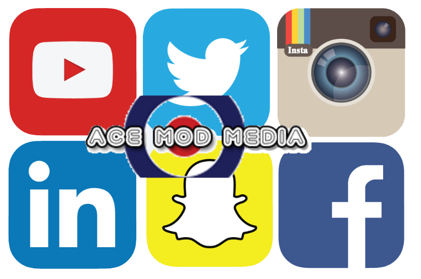 Small Business Social Media Solutions Buttons