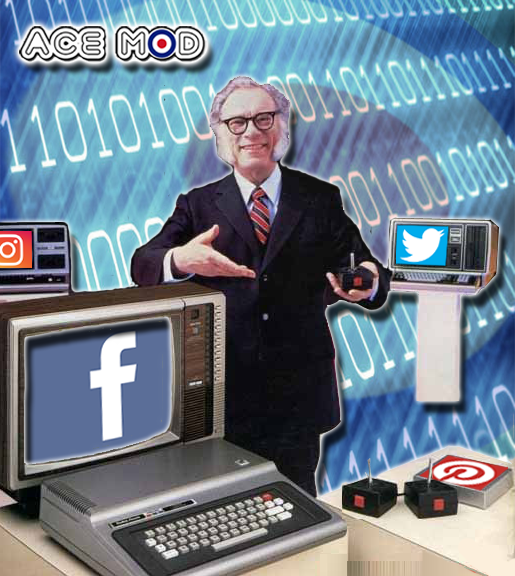Daily Facebook Twitter Posting Service