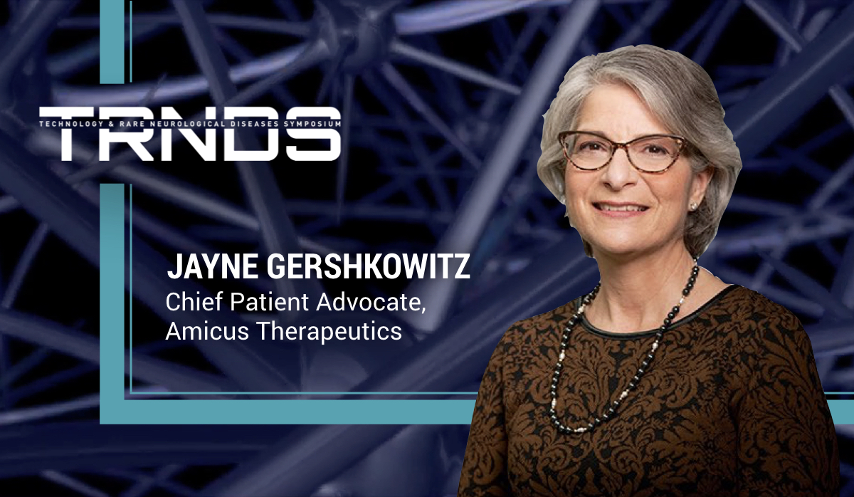 Jsyne Gershkowitz, Amicus Therapeutics, TRNDS 2019