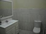 Apt #4 bathroom
