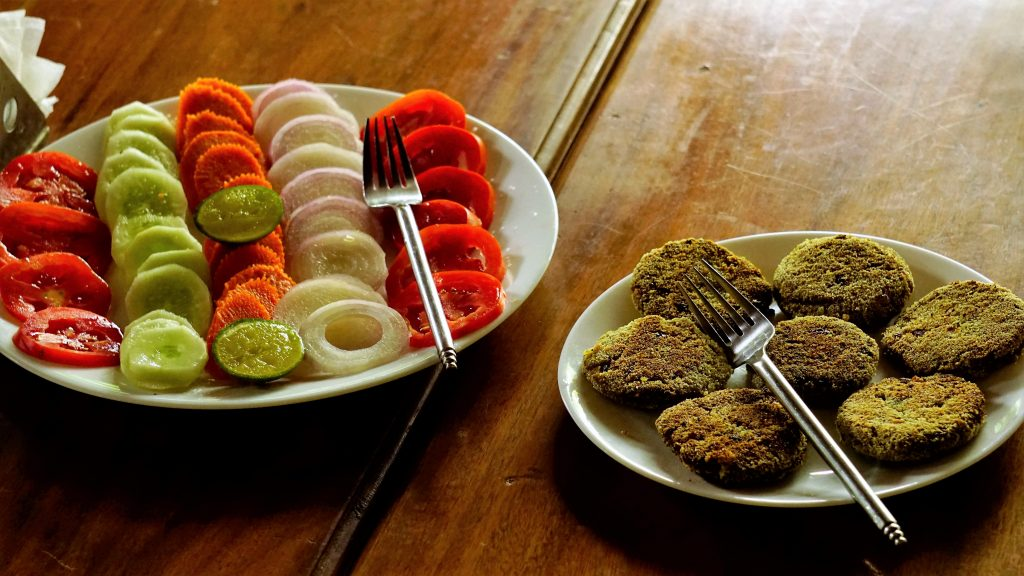 Culinary Tour - Cravings and Haatgun