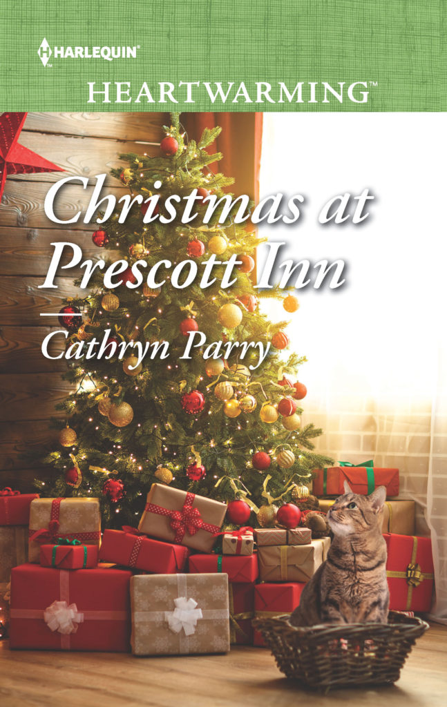 Book Cover: Christmas at Prescott Inn
