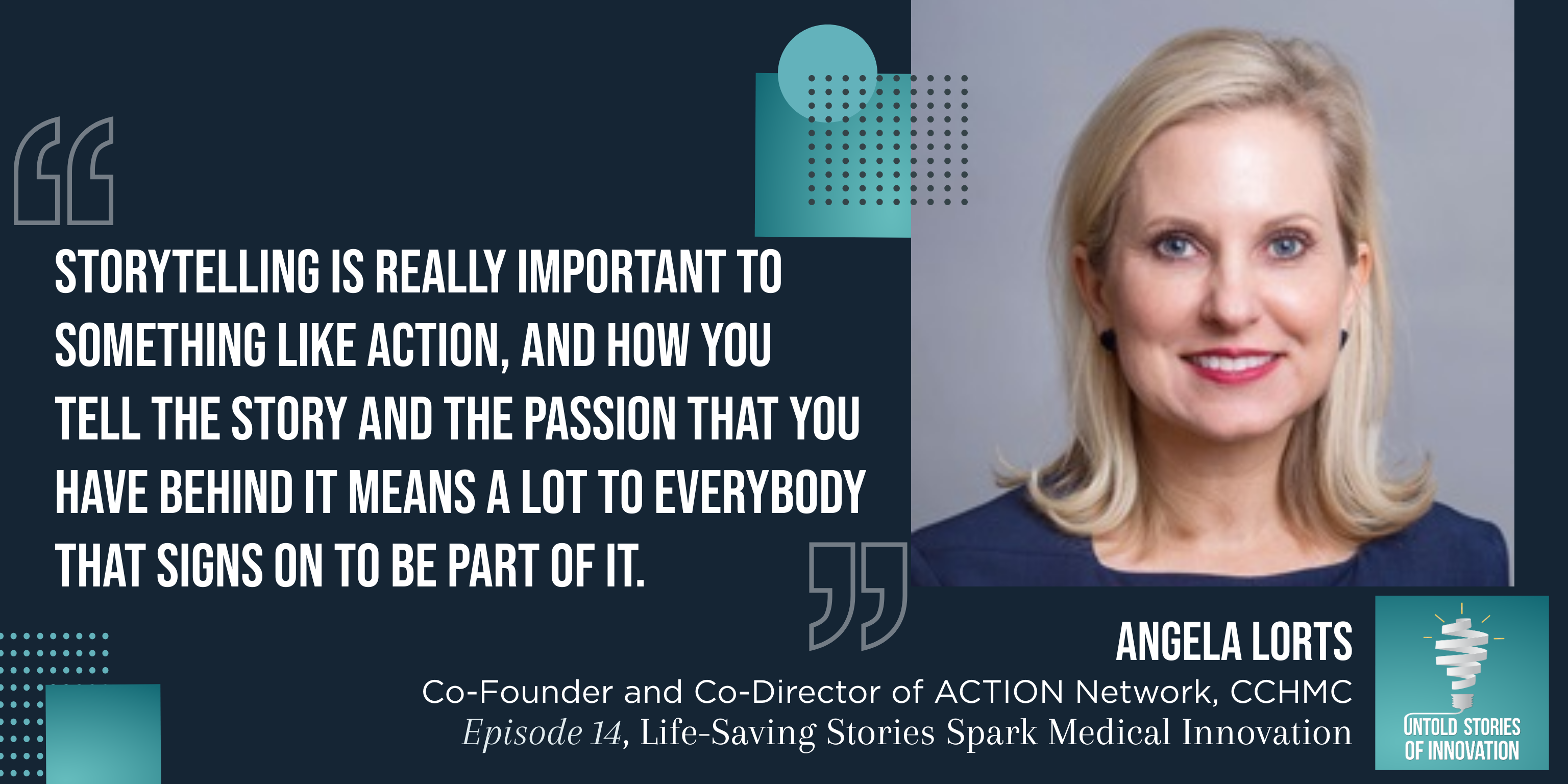 Angela Lorts Quote