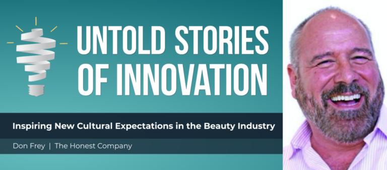 Innovation Storytelling Don Frey