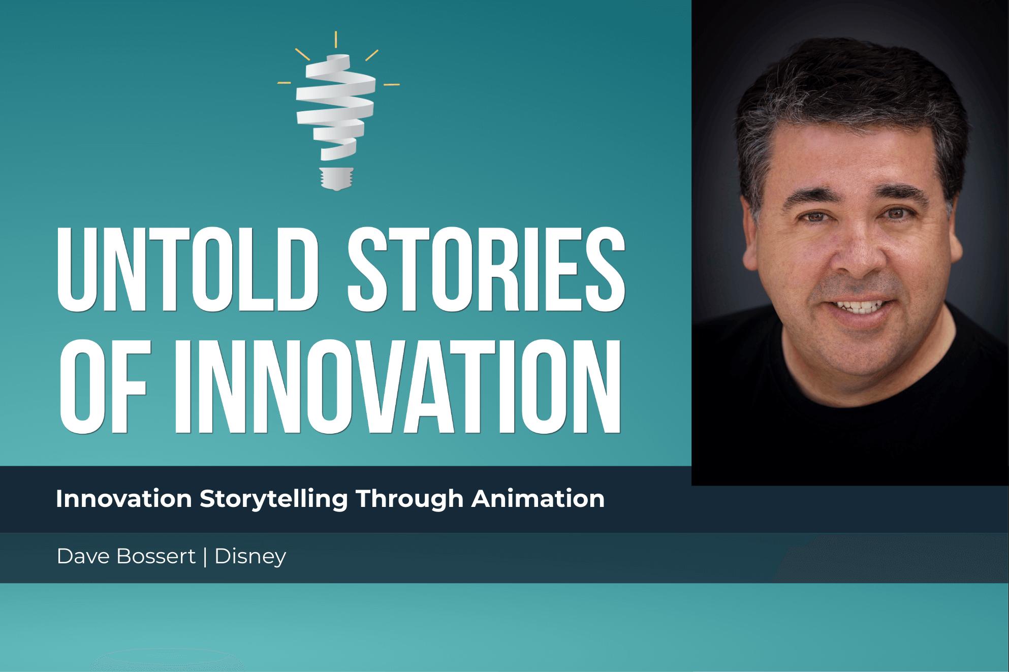 Innovation Storytelling through Animation