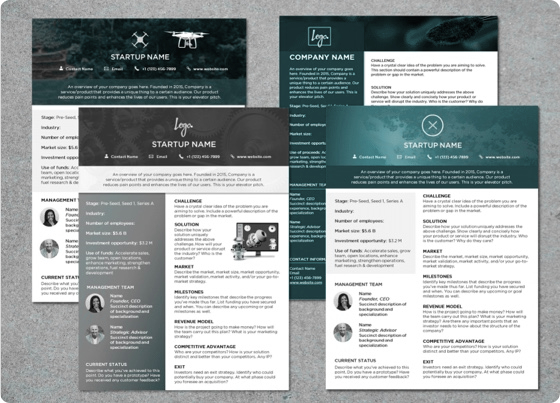 startup-one-pager-乐动软件下载templates-image-t