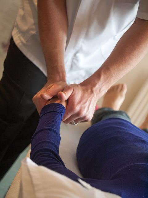 脊椎按摩疗法
