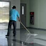 Janitorial Services Clean Floor