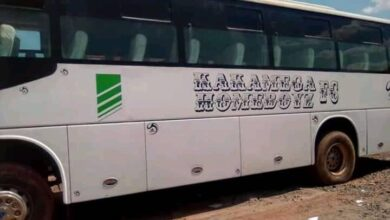 Photo of Home Boyz FC Brags Of New Team Bus