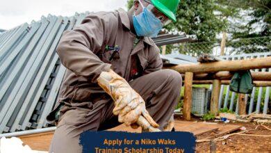 Photo of Niko Waks Applications Still Open
