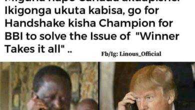 Photo of Kenyans Dedicate Best Memes As US President Trump Struggles To Contain Biden In 2020 Elections