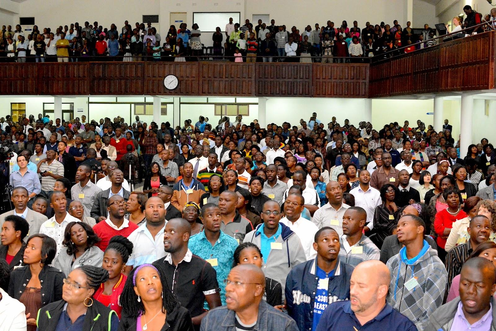 2014 ZRC - Congregation Tuesday 1