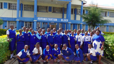 Photo of Top 10 Overall Under-Sixteen  Candidates In The 2019 KCSE