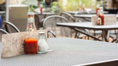 Photo of Health Problems Related With Ketchup Bottles From Restaurants