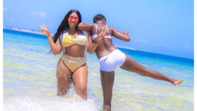 Photo of Victoria Kimani Breathing Fire After Standard Slanderous Article
