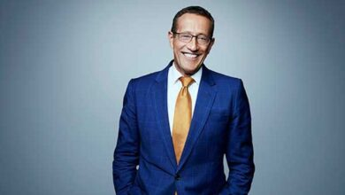 Photo of CNN's Famous Business Anchor Richard Quest Is Confirmed COVID-19 Positive