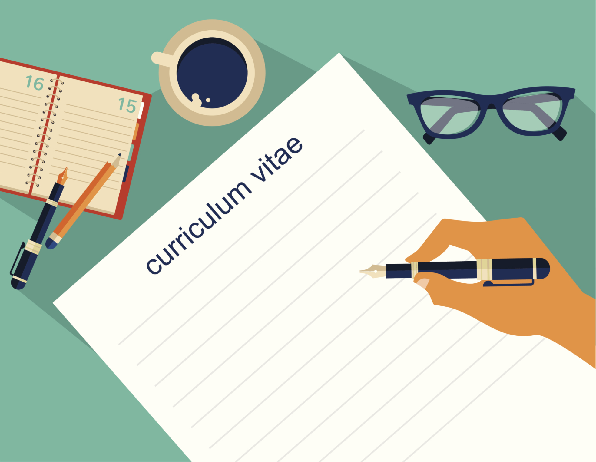 Photo of 5 Serious Mistakes In The CV That Can Leave You Without A Job For Long