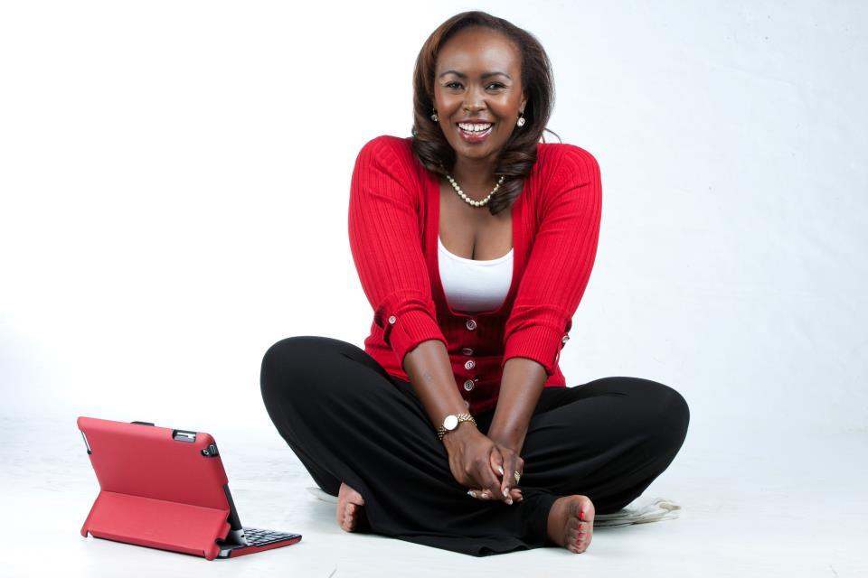 Top 10 Most Beautiful Women In Kenya - Caroline Mutoko