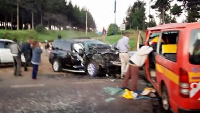 Photo of Jubilee SG Raphael Tuju Involved In Accident On Way To Moi's Burial