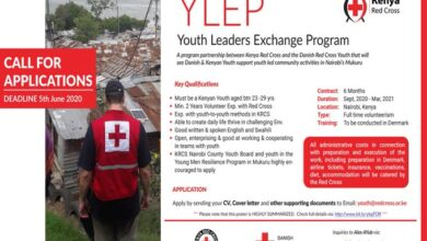Photo of Entries Open: Youth Leaders Exchange Programme.