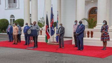 Photo of President Uhuru Opens  Movement In Nairobi, Mombasa and Mandera