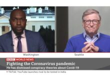 Photo of Larry Madowo Big Time Interview With Bill Gates