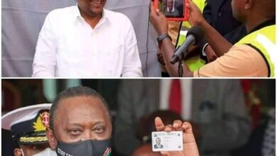 Photo of Mohamed Ali Bounces Back As Communication Team Blunders President Uhuru Over Huduma Card