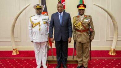 Photo of Check Out Impressive CV Of Kenya's New Military Boss General Kibochi