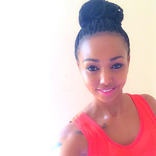Top 10 Most Beautiful Women In Kenya - Huddah Monroe