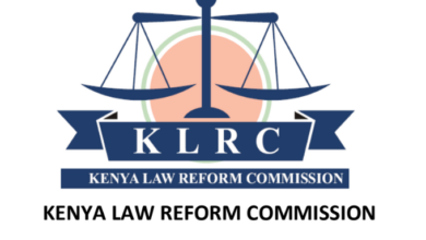 Photo of 2021 Paid Internship Opportunity Open At  Kenya Law Reform Commission