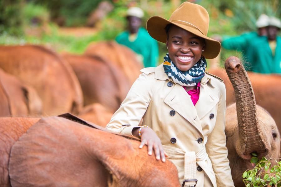 Photo of Wanyama, Lupita Named In The List Of Most Inspiring Kenyans From Diaspora