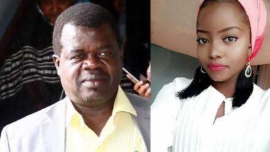 Photo of Fearless Activist Okiya Omtatah's Daughter Is Dead