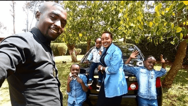 Photo of Patrick Igunza Shows Us Why Marriage Is Sweet