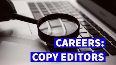 Photo of Code Africa Hiring Copy Editors