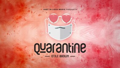 Photo of Quarantine – Otile Brown (Official Music Video)