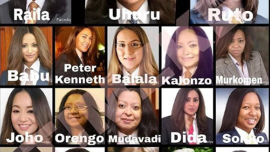 Photo of Popular Kenyan Politicians Transformed Into Slayqueens By Face App