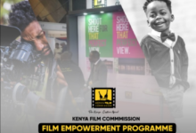 Photo of Call For Application : Kenya Film Commission Empowerment Programme