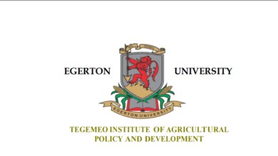 Photo of Tegemeo Institute of Agricultural Policy and Development Hiring Field Enumerators